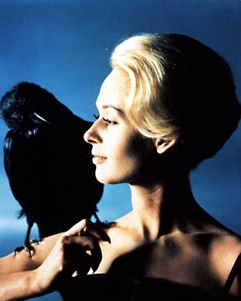 Les Oiseaux : Photo Tippi Hedren