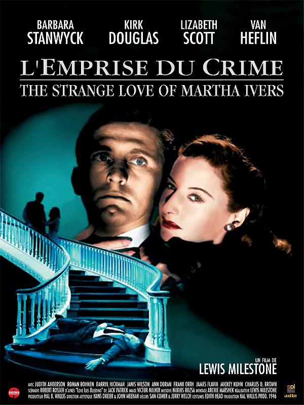 L'Emprise du crime : affiche