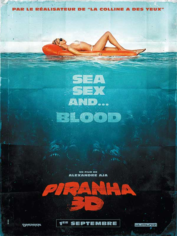 Piranha 3D streaming