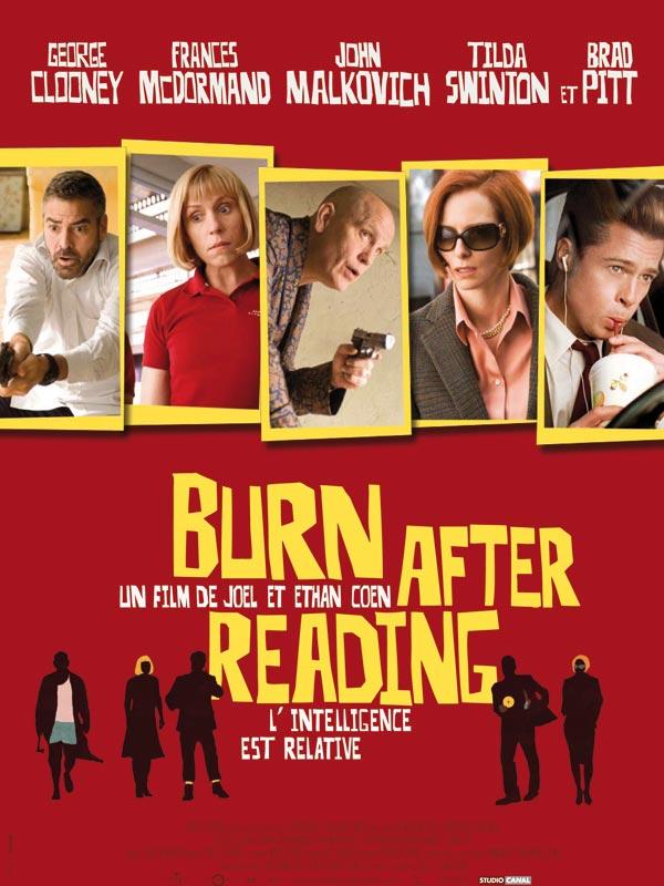 Burn After Reading - film 2008 - AlloCiné Burn After Reading George Clooney