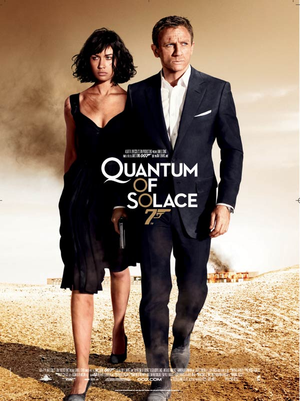 Quantum Of Solace Streaming Complet VF