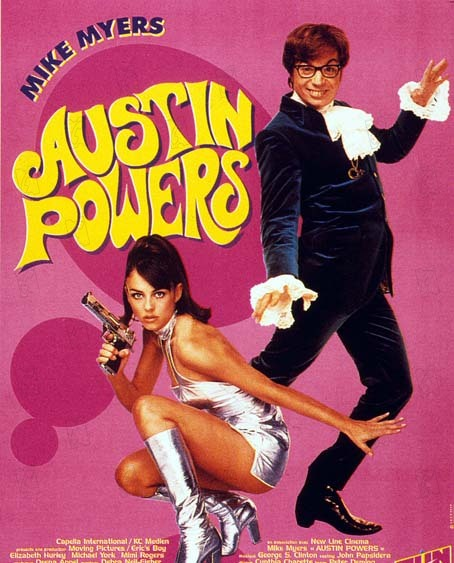 Austin Powers streaming