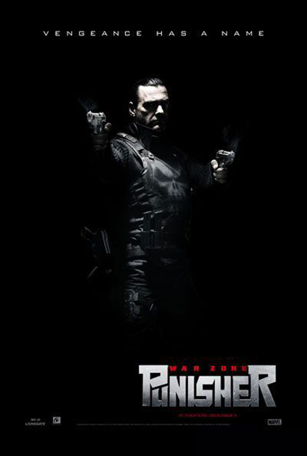 The Punisher - Zone de guerre : Affiche Lexi Alexander, Ray Stevenson