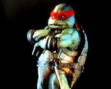 Trailer du film les tortues ninja les tortues ninja for Repere des tortue ninja