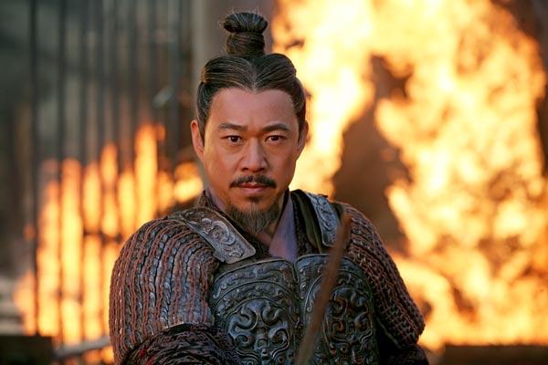 Les 3 royaumes : Photo John Woo, Zhang Fengyi