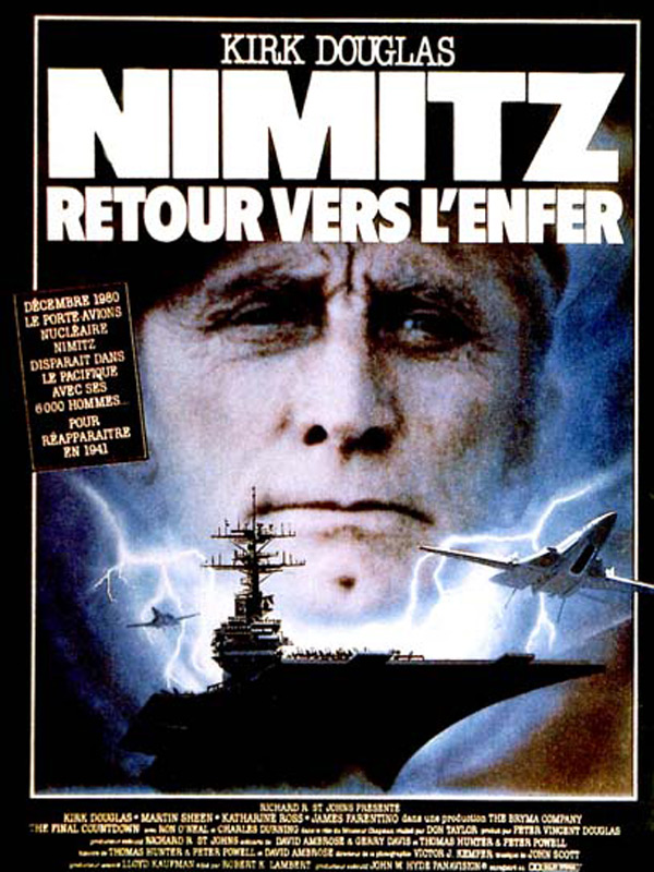 nimitz retour vers l 39 enfer film 1980 allocin. Black Bedroom Furniture Sets. Home Design Ideas