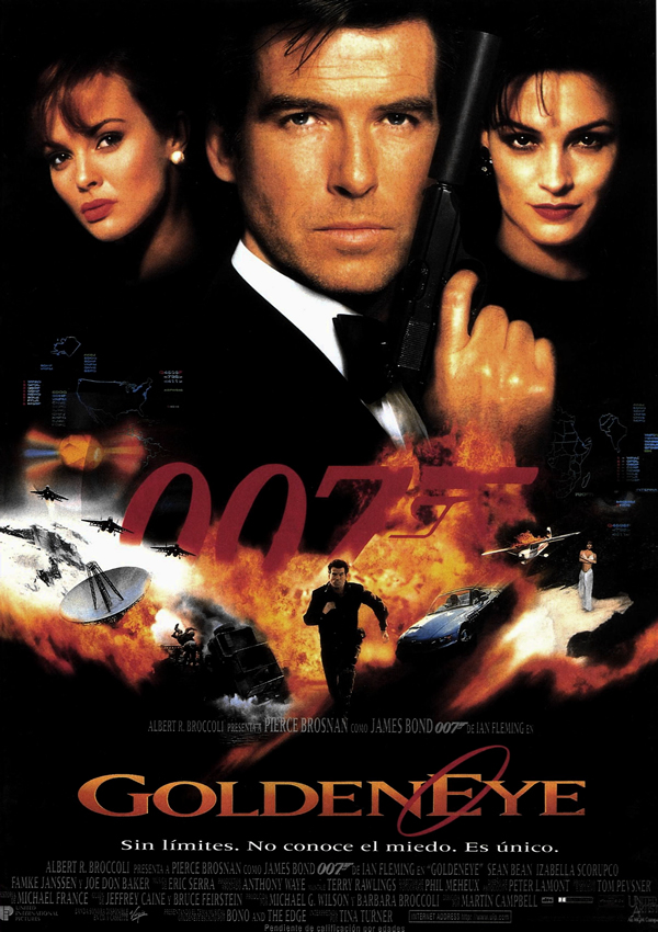 GoldenEye streaming