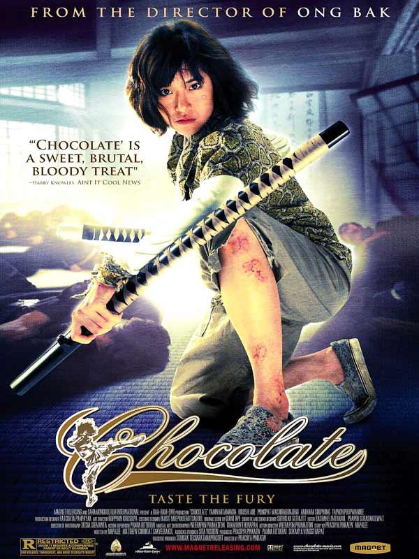 Chocolate streaming
