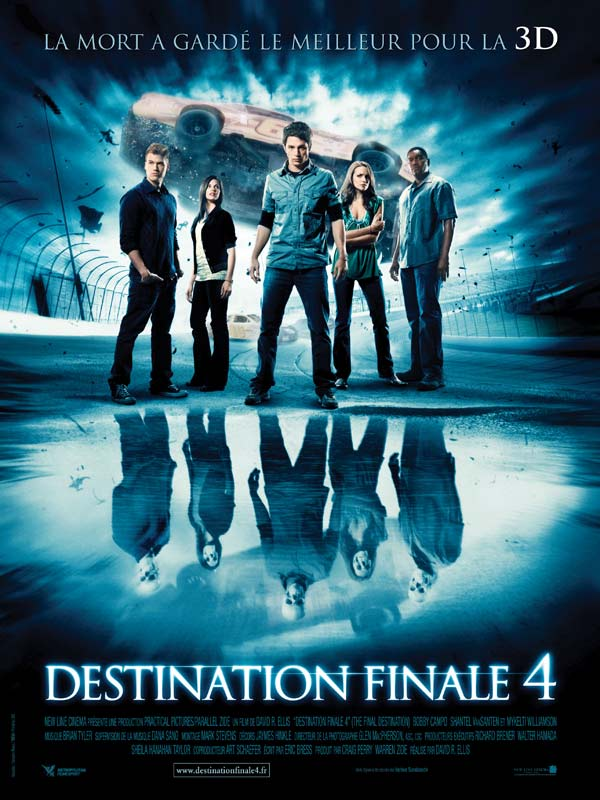 Destination finale 4 streaming