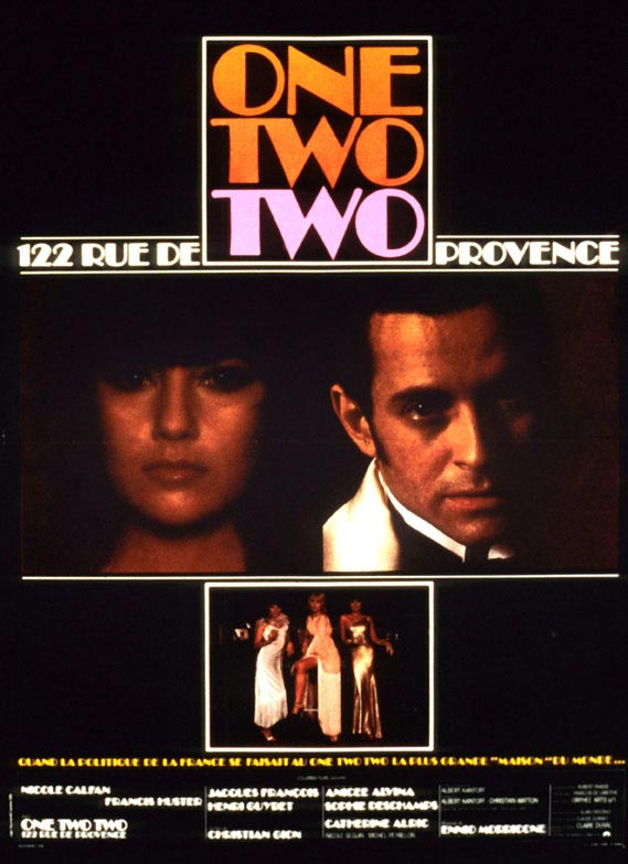 telecharger One, Two, Two : 122, rue de Provence TRUEFRENCH Bluray