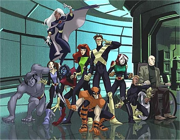 X-Men Evolution streaming