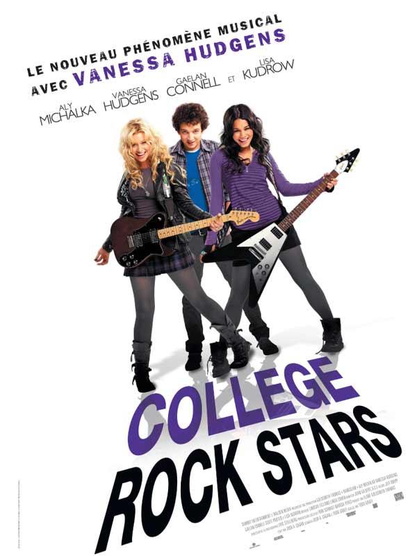 college rock stars film 2009 allocin. Black Bedroom Furniture Sets. Home Design Ideas