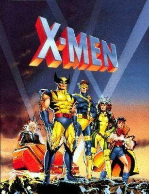 Dessin animé x-men 2012