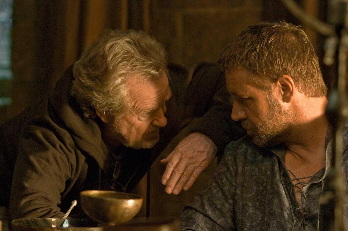 Photo de Russell Crowe  Robin des Bois  Photo Ridley Scott, Russell  ~ Acteur De Robin Des Bois