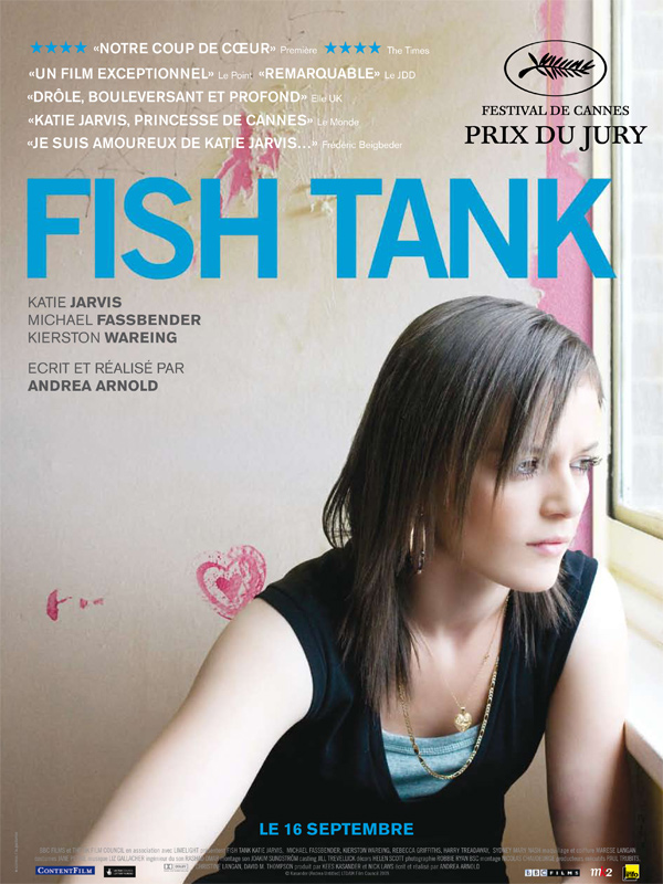 fish tank film 2009 allocin. Black Bedroom Furniture Sets. Home Design Ideas