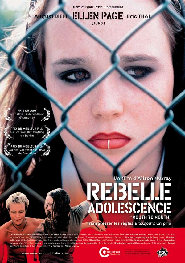 Streaming film de l'adolescence