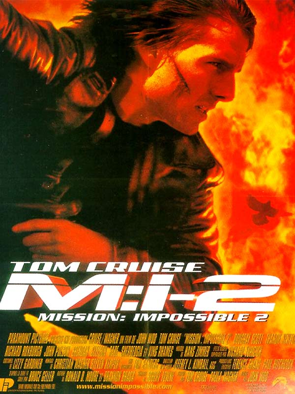 Mission: Impossible II streaming