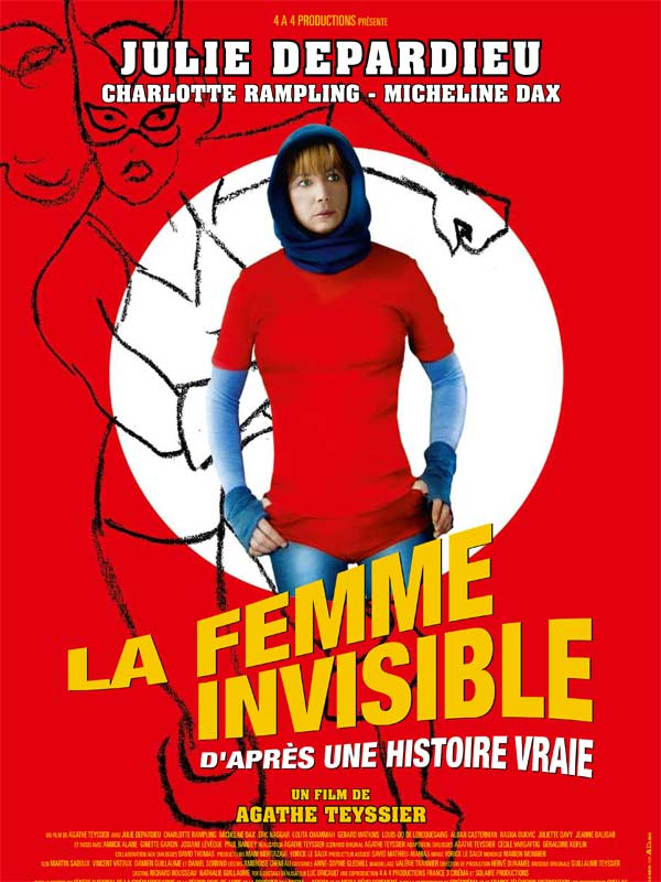 La femme invisible film 2008 allocin - La femme invisible 4 fantastique ...