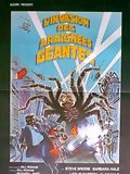 L'Invasion des araignées géantes Streaming 1080p Gratuit