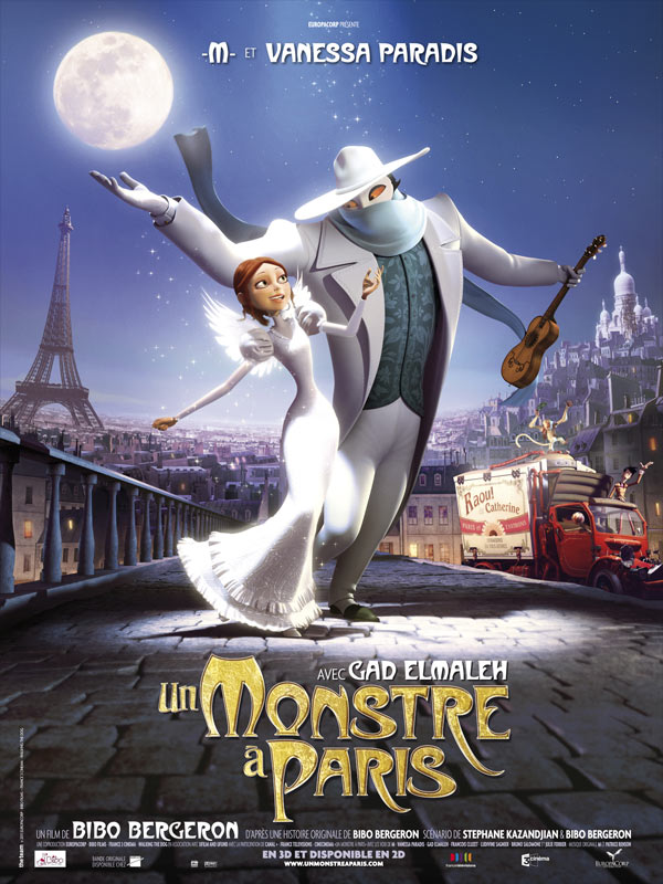 Image result for un monstre a paris