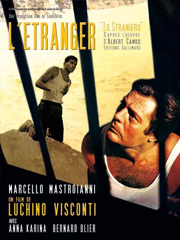 L\'Etranger - film 1967 - AlloCiné