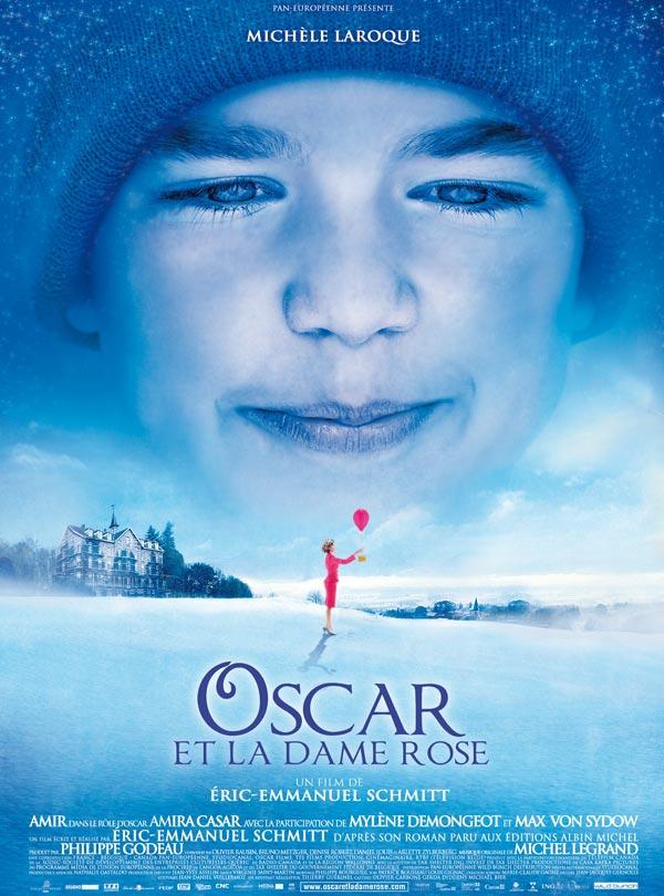 Oscar Et La Dame Rose Film 2009 Allocine