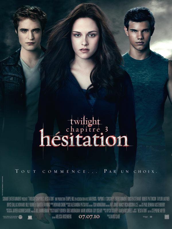 Critique du film Twilight - Chapitre 3   hésitation - AlloCiné fc8a02ea7772