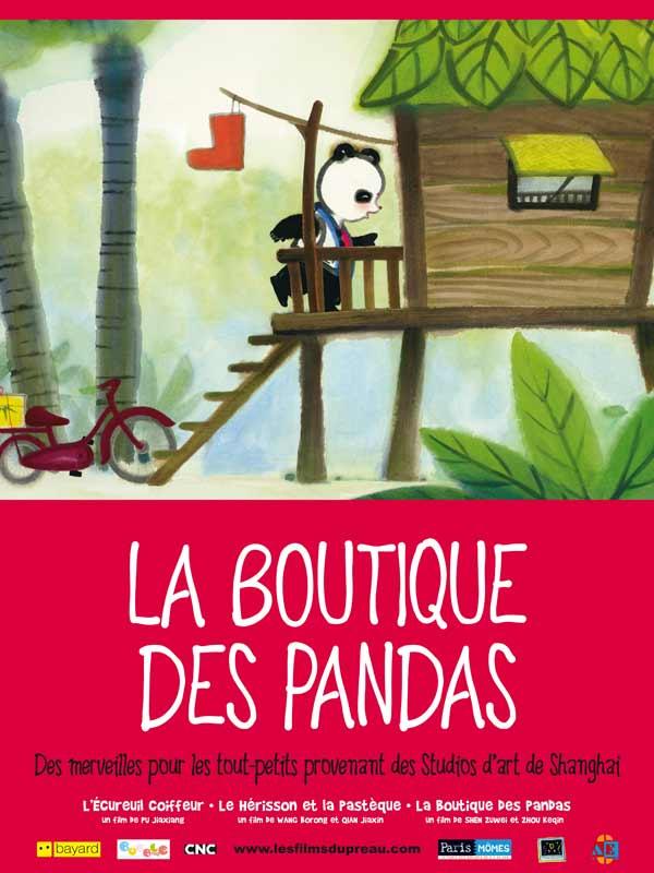 Image du film La Boutique des pandas