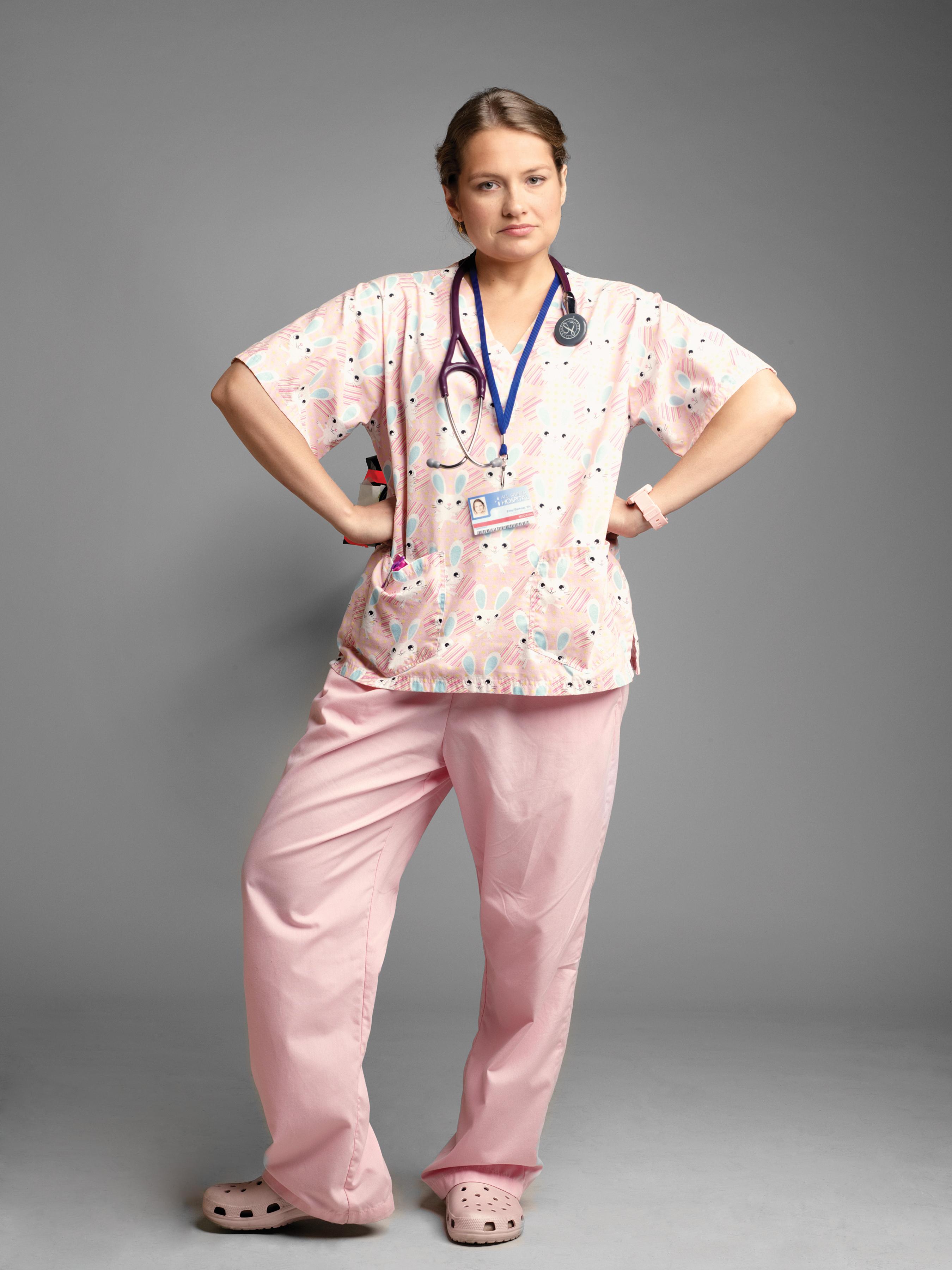 Nurse Jackie Nurse Jackie Photo Merritt Wever 102