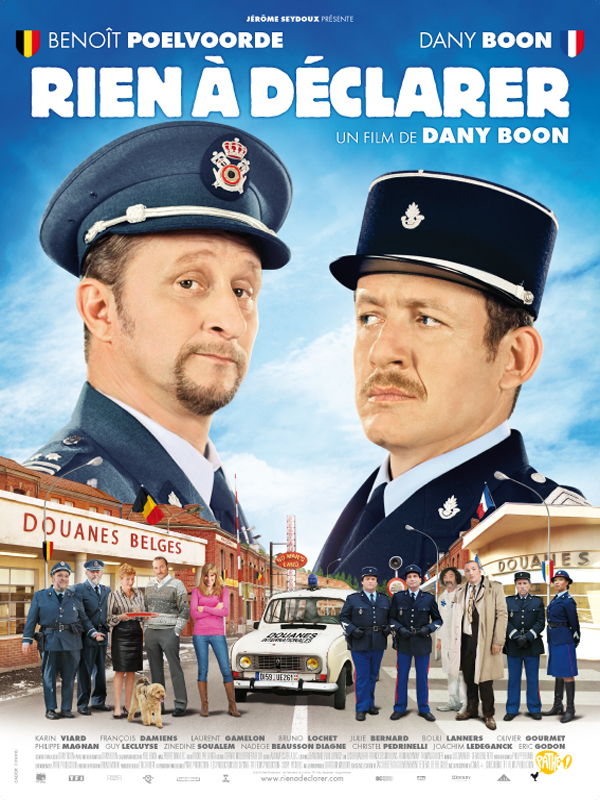 les douaniers dany boon