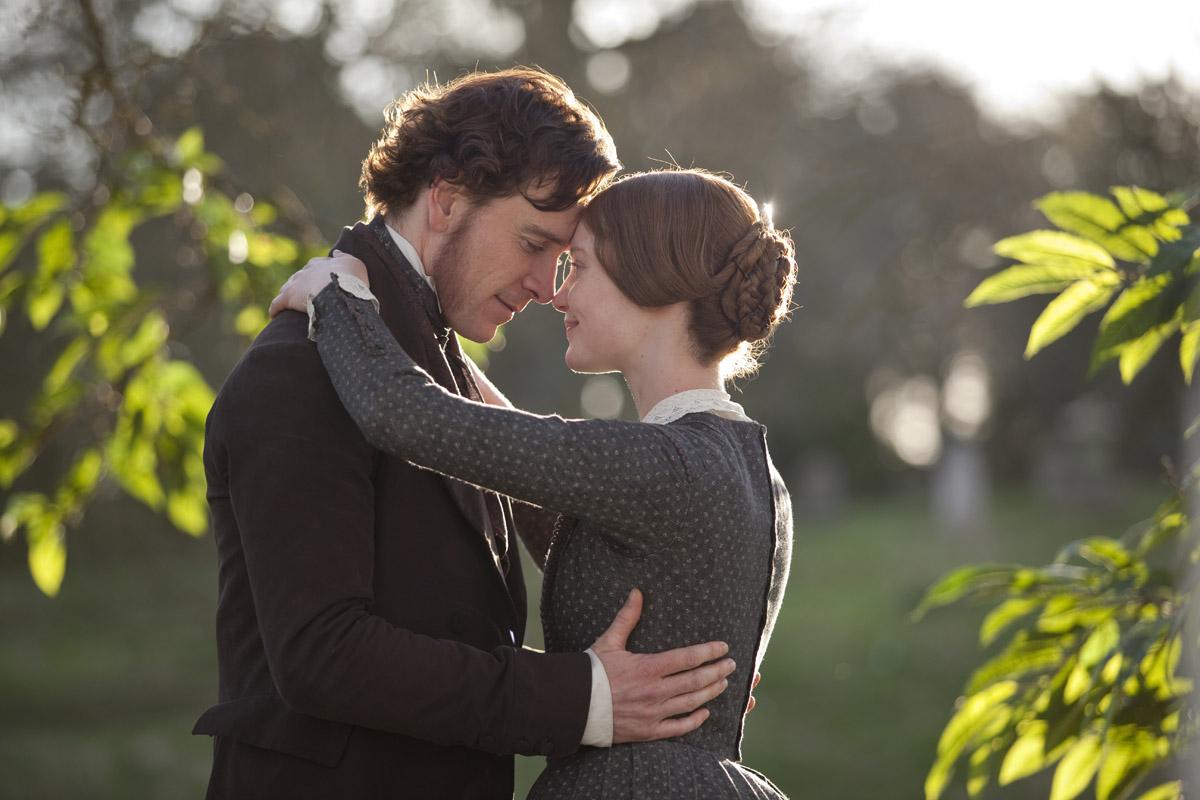Jane Eyre : Photo Mia Wasikowska, Michael Fassbender