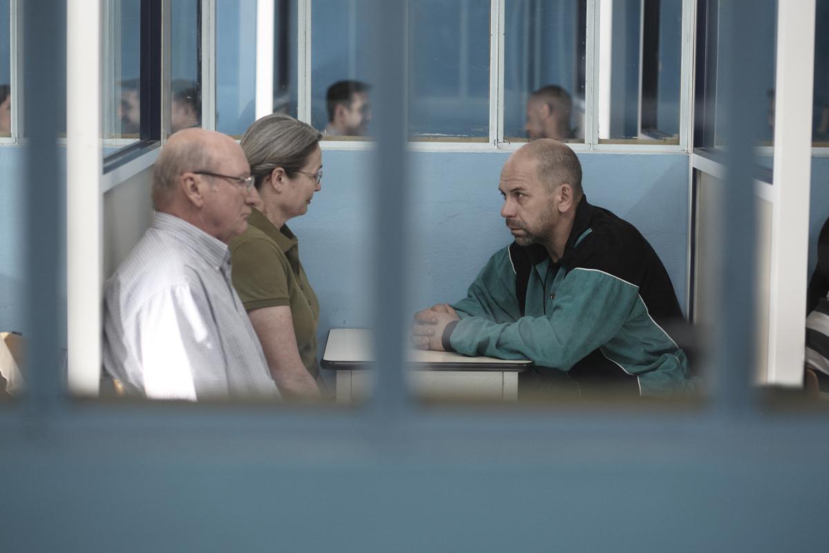 Présumé coupable : photo Philippe Torreton, Vincent Garenq