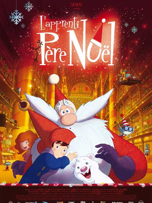 L Apprenti Père Noël Film 2010 Allociné