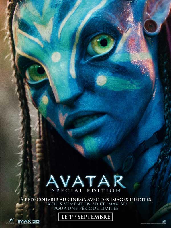 Image D Avatar avatar - film 2009 - allociné