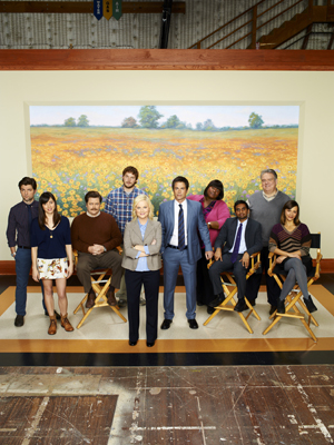 Parks and Recreation streaming