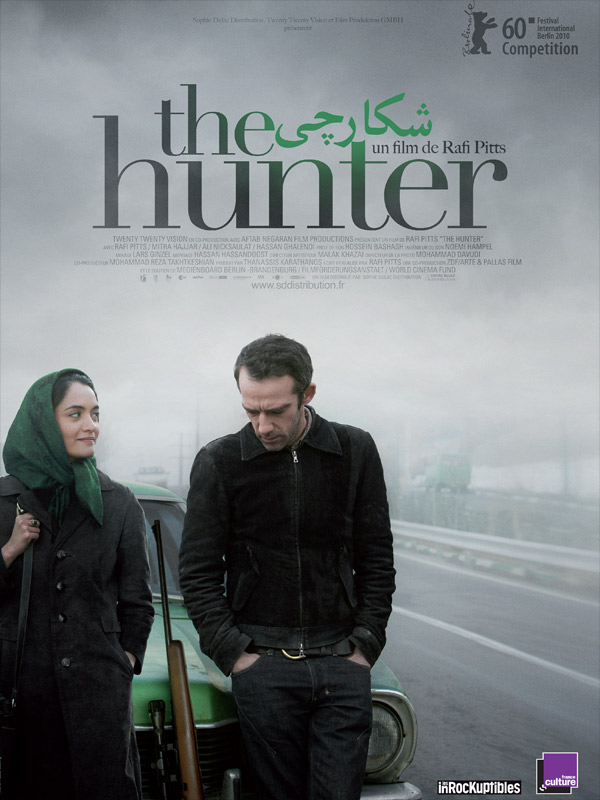 Affiche du film The Hunter
