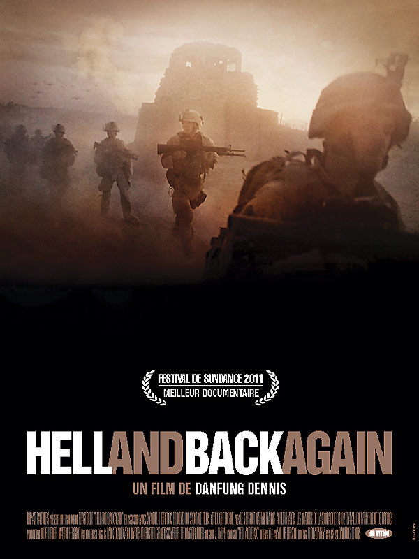 """documentary hell and back again 2012 documentary oscar nominations -best documentary feature """"hell and back again"""" - danfung dennis - see review """"if a tree falls: a story of the earth."""