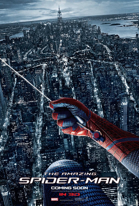The Amazing Spider-Man : Affiche