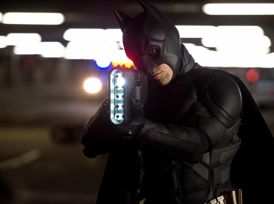 The Dark Knight Rises : Photo Christian Bale