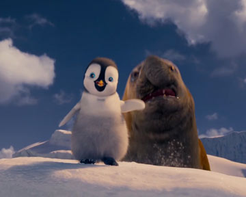 Trailer Du Film Happy Feet 2 Happy Feet 2 Bande Annonce 3 Vf