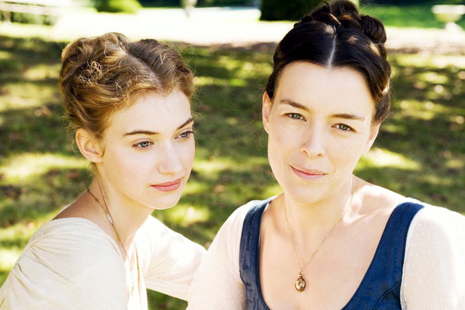 Le Choix de Jane : Photo Imogen Poots, Olivia Williams