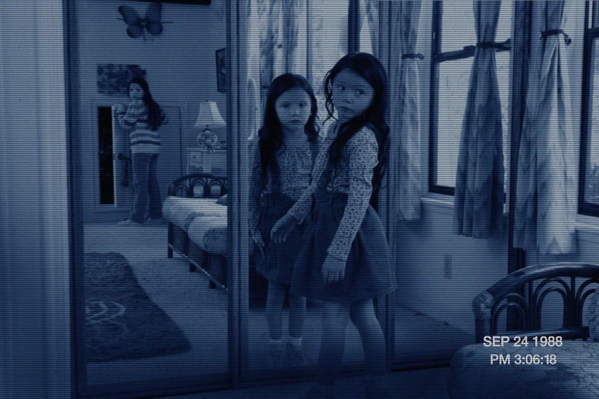 Paranormal Activity 3 : photo