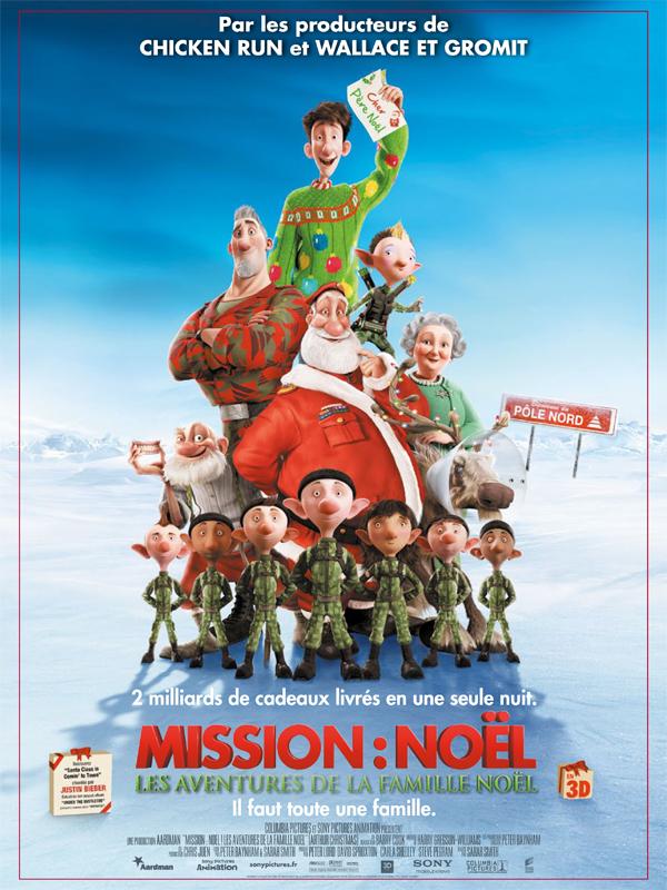 dessin animé de noel 2018 streaming Mission : Noël Les aventures de la famille Noël   film 2011   AlloCiné dessin animé de noel 2018 streaming