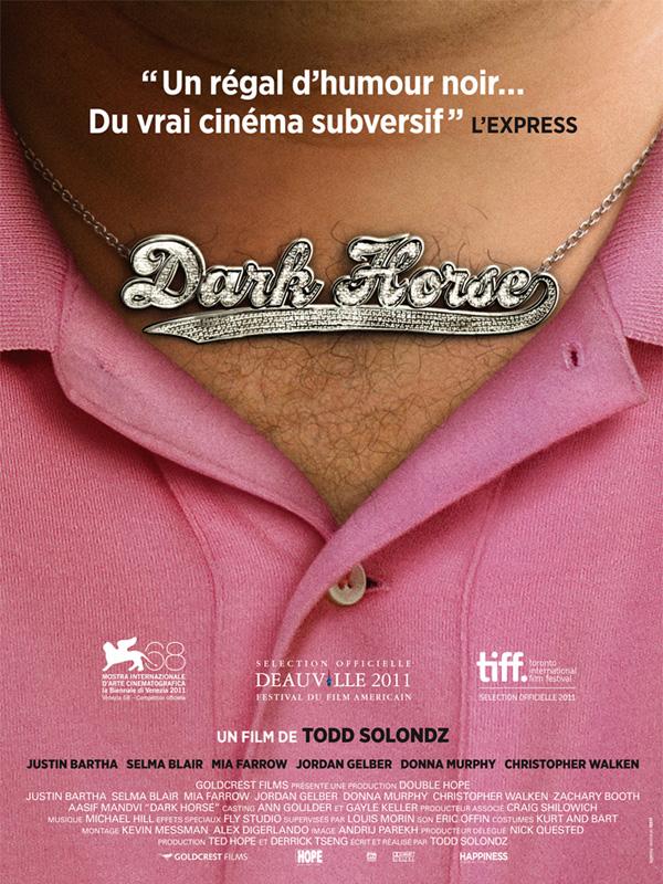 Dark Horse : affiche