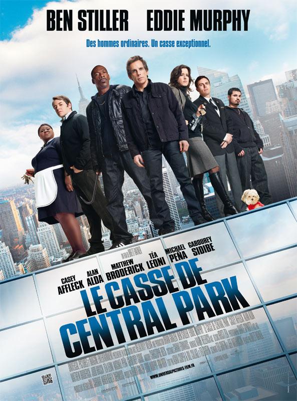 Le Casse de Central Park streaming