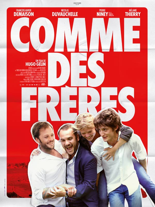Comme des frères Streaming