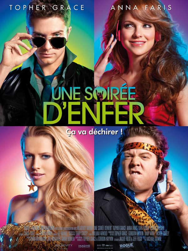 Une soir�e d'enfer | Multi | BDRiP | TRUEFRENCH | 2011
