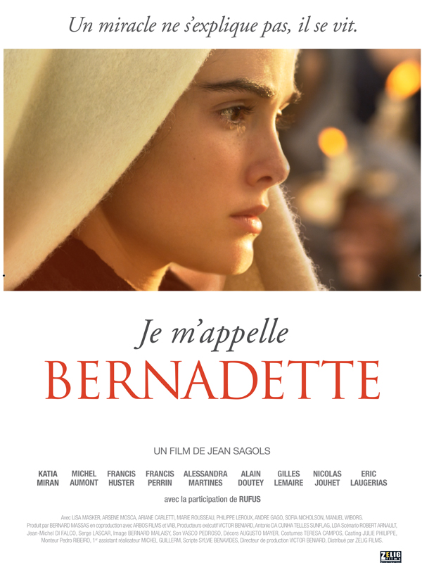 Je m'appelle Bernadette streaming