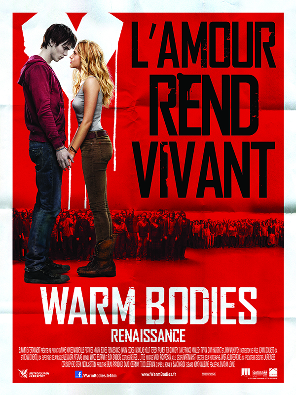 Warm Bodies (2013) [VOSTFR] [BRRiP AC3]