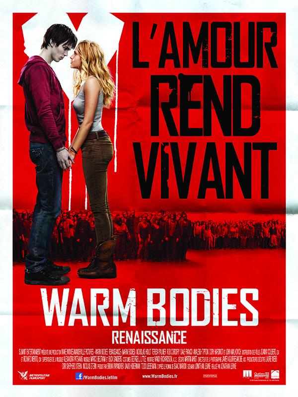 Warm Bodies (2013) [Multi] [DVD-R PAL]